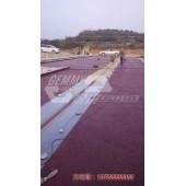 学校彩色混泥土透水地坪的做法