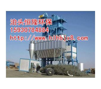 沥青搅拌站布袋除尘器的生产厂家