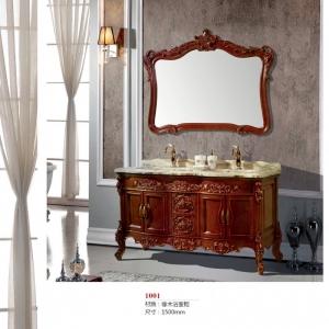 1001橡木浴室柜