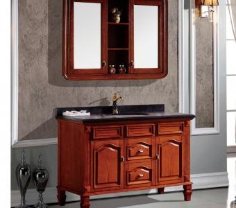 7002A橡木浴室柜