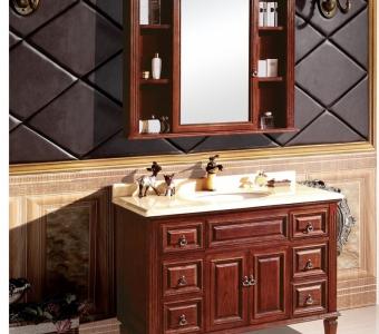 7001A橡木浴室柜