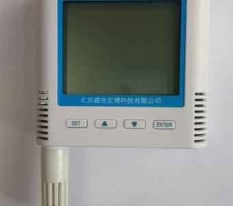 POE供电智能数显网口式温湿度传感器